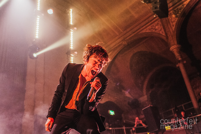 06 20170120 Cage The Elephant Priti Shikotra | Cage The Elephant: Albert Hall, Manchester