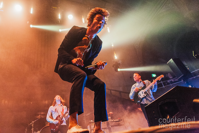 09 20170120 Cage The Elephant Priti Shikotra | Cage The Elephant: Albert Hall, Manchester