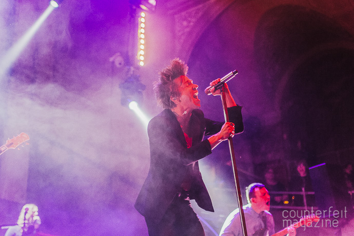 10 20170120 Cage The Elephant Priti Shikotra | Cage The Elephant: Albert Hall, Manchester