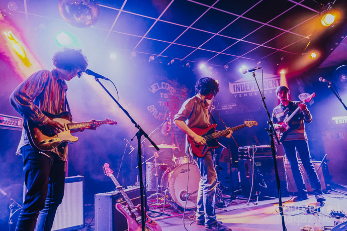 03 20170124 Mush  | Girl Band: Brudenell Social Club, Leeds