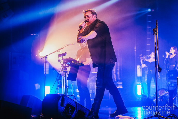 01 20170318 Elbow Andrew Twambley | Elbow: O2 Apollo, Manchester