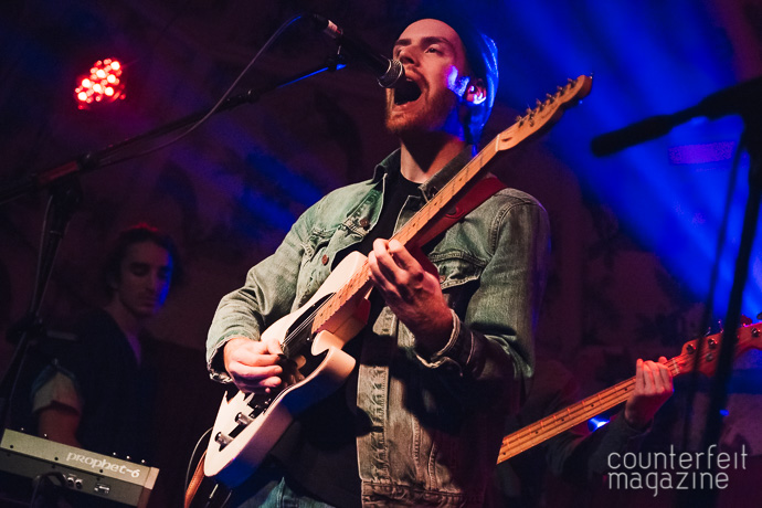 02 20160226 Wild Nothing Phil King | Wild Nothing: Deaf Institute, Manchester