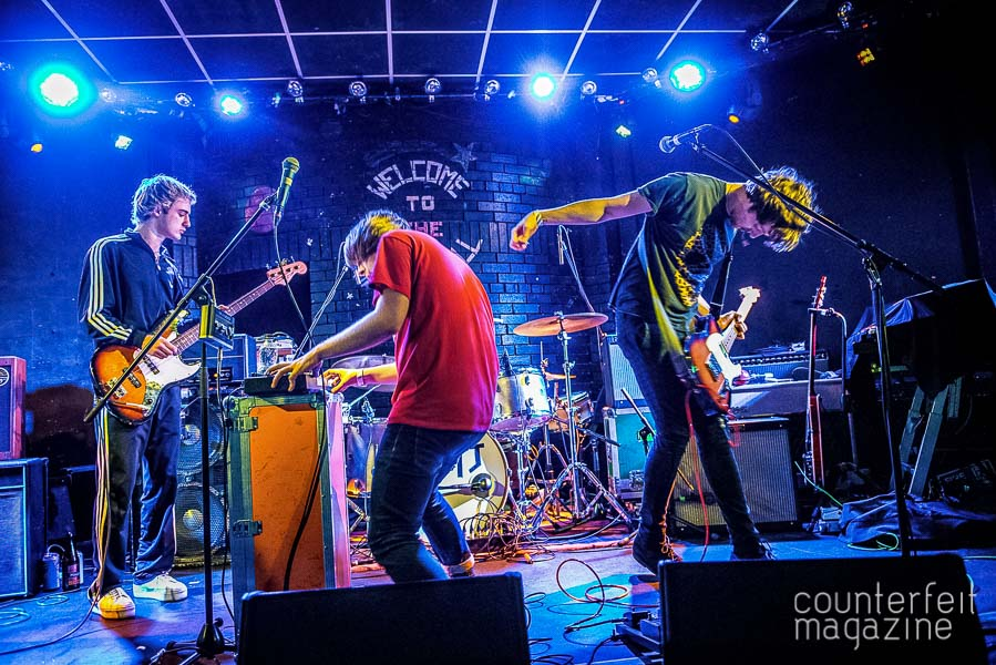 02 April Mark Tighe | Cabbage: Brudenell Social Club, Leeds