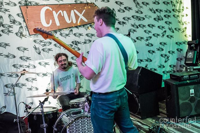 10 20170311 Sux Blood John Jowett | Philophobia Fundraiser: Crux, Wakefield