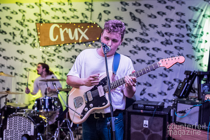 12 20170311 Sux Blood John Jowett | Philophobia Fundraiser: Crux, Wakefield