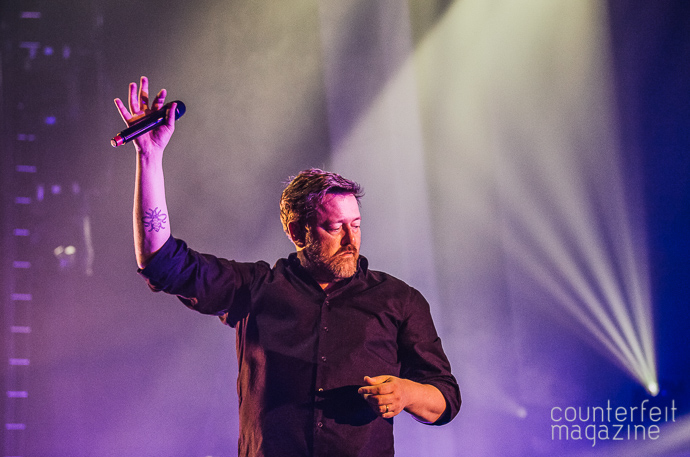 12 20170318 Elbow Andrew Twambley | Elbow: O2 Apollo, Manchester