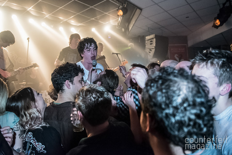 13 Cabbage Mark Tighe | Cabbage: Brudenell Social Club, Leeds