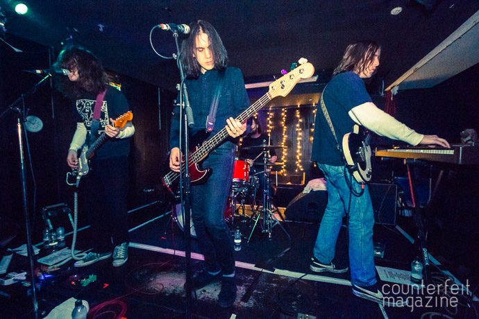 14 20170303 The Wytches  | Outlines Festival (Friday): Various Venues, Sheffield