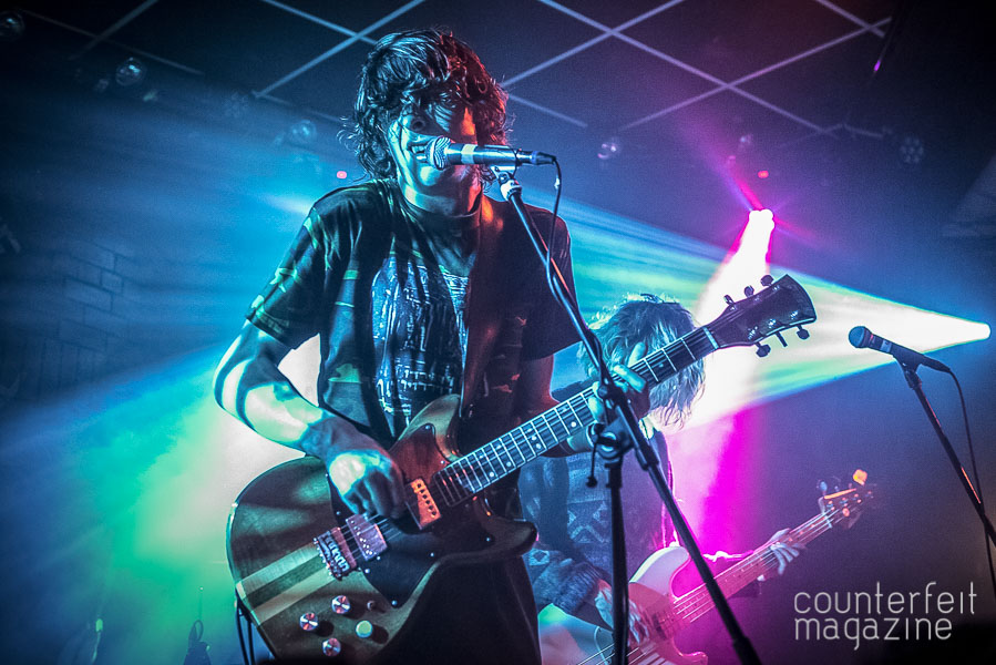 14 Cabbage Mark Tighe | Cabbage: Brudenell Social Club, Leeds