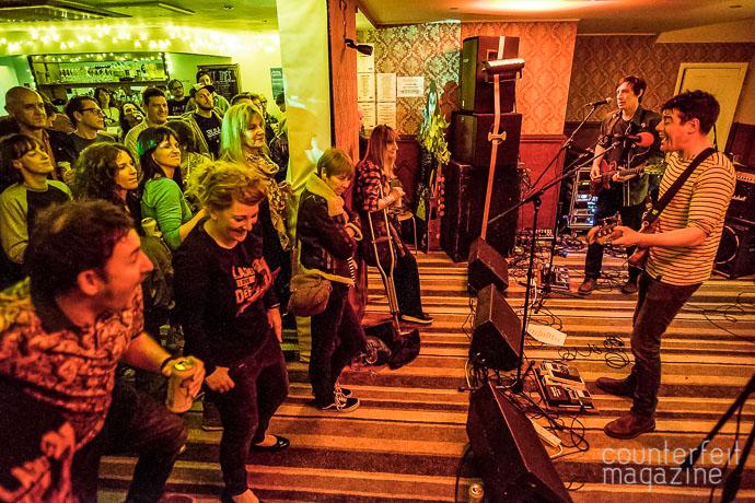 45 20170311 The Reacharounds John Jowett | Philophobia Fundraiser: Crux, Wakefield