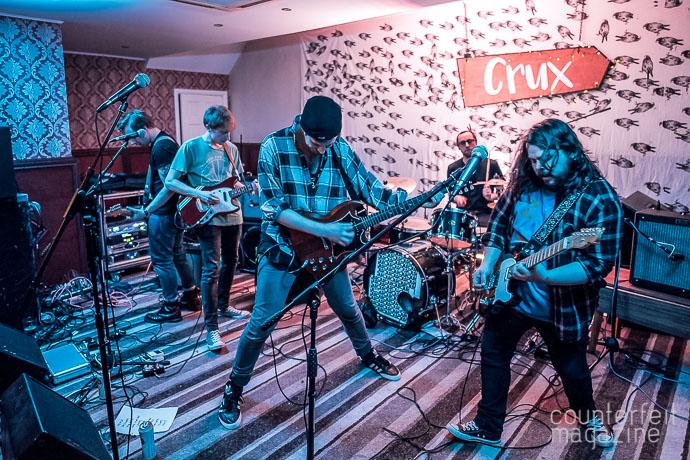 47 20170311 The Ainsley Band John Jowett | Philophobia Fundraiser: Crux, Wakefield