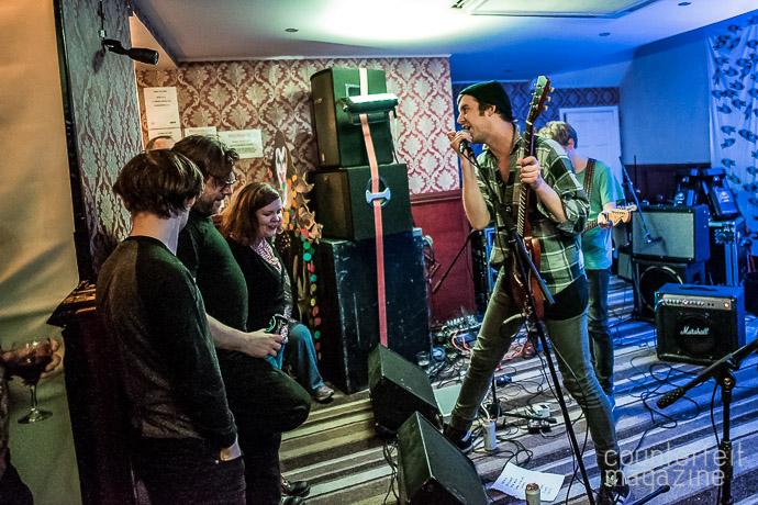 48 20170311 The Ainsley Band John Jowett | Philophobia Fundraiser: Crux, Wakefield