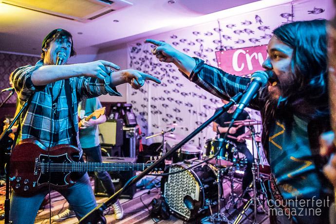50 20170311 The Ainsley Band John Jowett | Philophobia Fundraiser: Crux, Wakefield