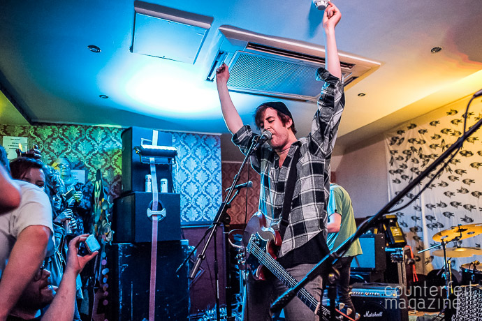 51 20170311 The Ainsley Band John Jowett | Philophobia Fundraiser: Crux, Wakefield
