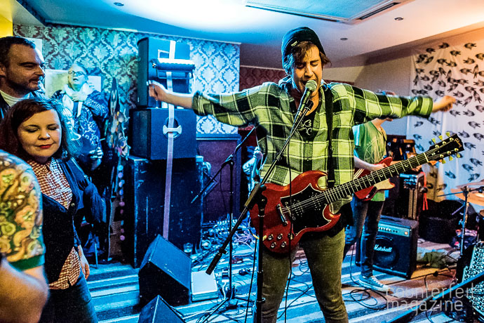 52 20170311 The Ainsley Band John Jowett | Philophobia Fundraiser: Crux, Wakefield