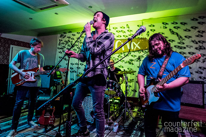 54 20170311 The Ainsley Band John Jowett | Philophobia Fundraiser: Crux, Wakefield