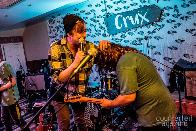 56 20170311 The Ainsley Band John Jowett | Philophobia Fundraiser: Crux, Wakefield