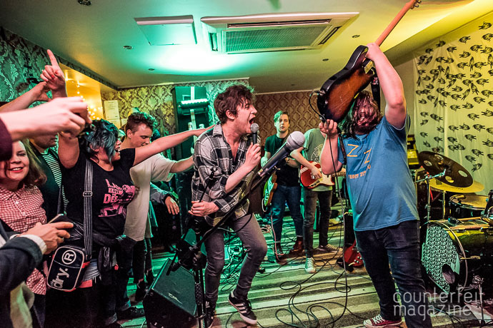 57 20170311 The Ainsley Band John Jowett | Philophobia Fundraiser: Crux, Wakefield