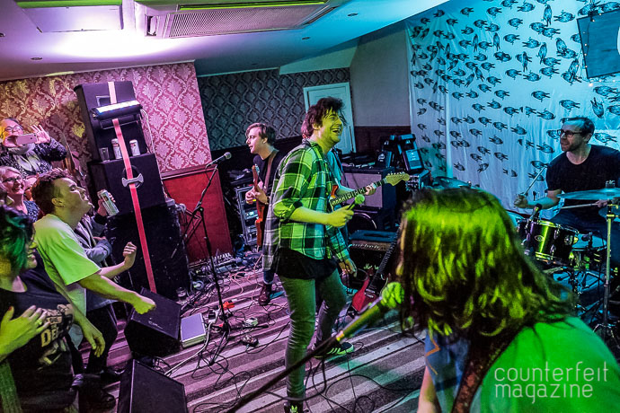 59 20170311 The Ainsley Band John Jowett | Philophobia Fundraiser: Crux, Wakefield