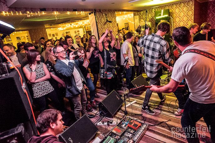 60 20170311 The Ainsley Band John Jowett | Philophobia Fundraiser: Crux, Wakefield