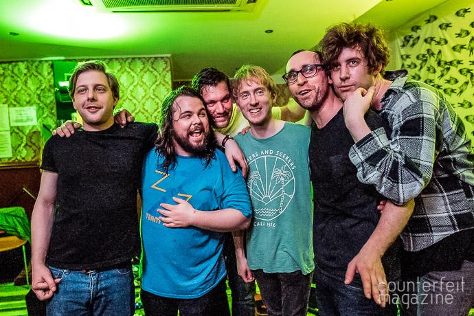 62 20170311 The Ainsley Band John Jowett | Philophobia Fundraiser: Crux, Wakefield