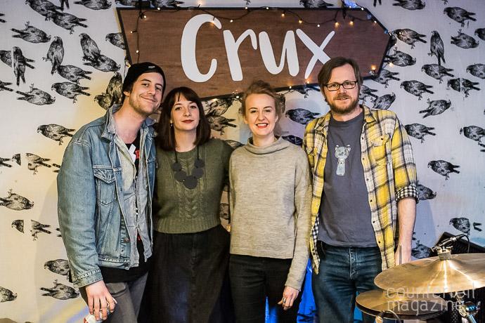 69 20170312 The Crux Crew Mike  Amy  Lucy  Rob Dee John Jowett | Philophobia Fundraiser: Crux, Wakefield