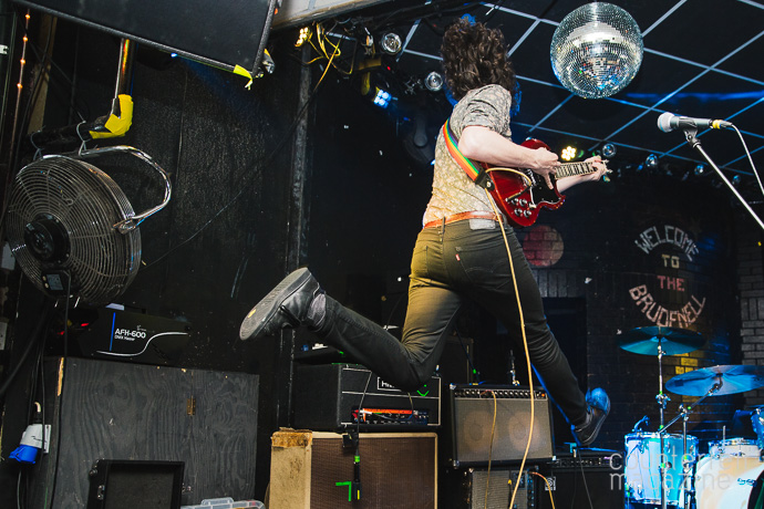 04 20170408 Thee MPVs Andrew Benge | Pulled Apart By Horses: Brudenell Social Club, Leeds