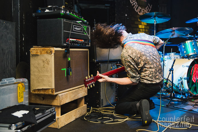 07 20170408 Thee MPVs Andrew Benge | Pulled Apart By Horses: Brudenell Social Club, Leeds