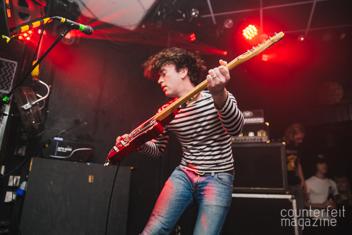 14 20170408 Pulled Apart By Horses Andrew Benge | Pulled Apart By Horses: Brudenell Social Club, Leeds