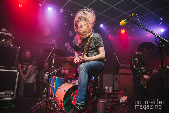15 20170408 Pulled Apart By Horses Andrew Benge | Pulled Apart By Horses: Brudenell Social Club, Leeds