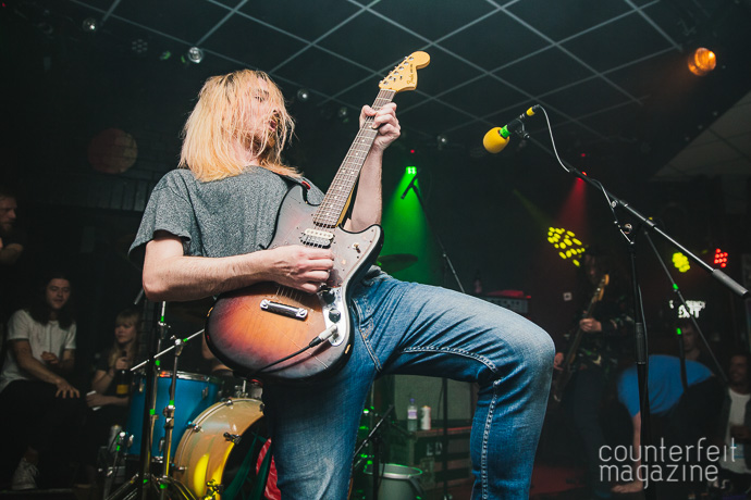 19 20170408 Pulled Apart By Horses Andrew Benge | Pulled Apart By Horses: Brudenell Social Club, Leeds