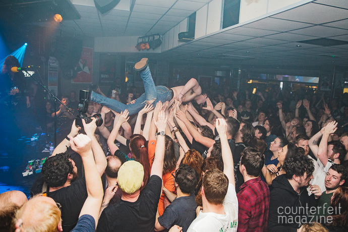 24 20170408 Pulled Apart By Horses Andrew Benge | Pulled Apart By Horses: Brudenell Social Club, Leeds