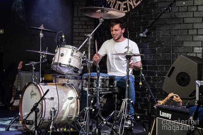 04 20170606 WUZI Mark Wheelright | Tangerines: Brudenell Social Club, Leeds