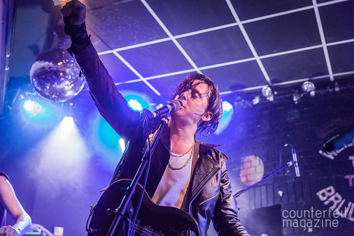 14 20170601 Carl Barat And The Jackals Alex Koscian | Carl Barat & The Jackals: Brudenell Social Club, Leeds