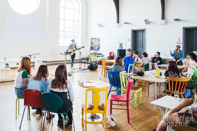02 Women In Music Andrew Benge | Women In Music: Music Hub, Leeds