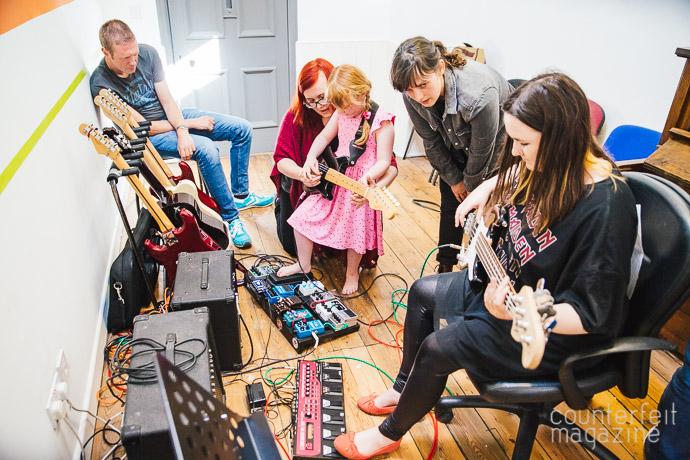 04 Women In Music Andrew Benge | Women In Music: Music Hub, Leeds