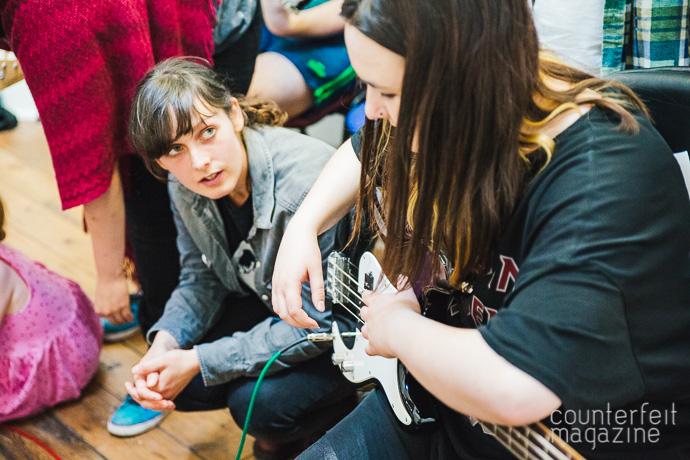 06 Women In Music Andrew Benge | Women In Music: Music Hub, Leeds