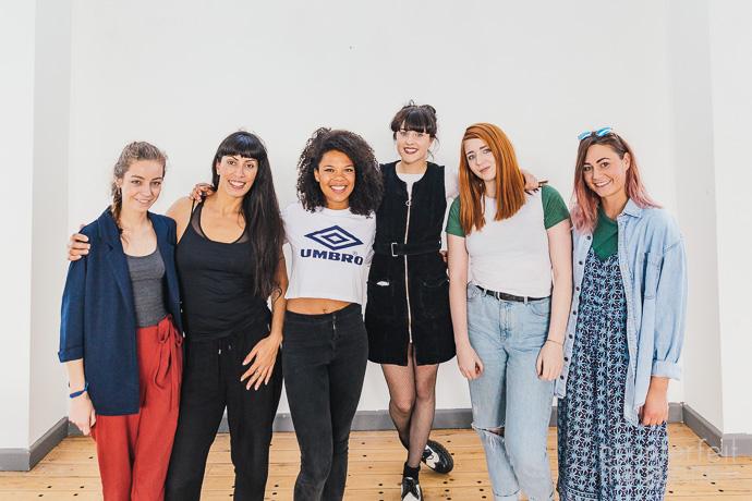 10 Industry Panel Women In Music Andrew Benge | Women In Music: Music Hub, Leeds