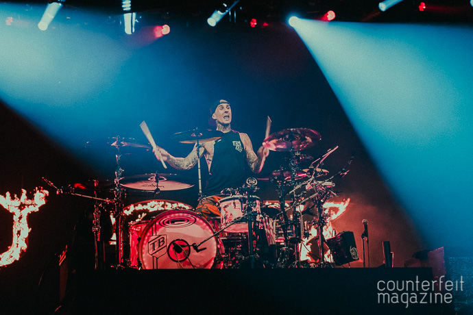 13 Blink 182 George Yonge | Blink 182: First Direct Arena, Leeds