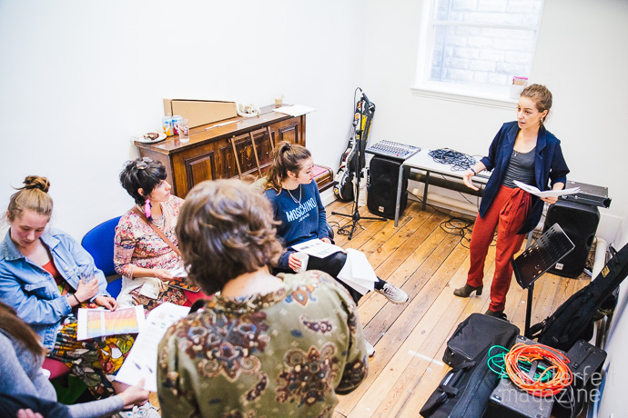 15 Women In Music Andrew Benge | Women In Music: Music Hub, Leeds