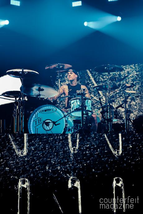 18 Blink 182 George Yonge | Blink 182: First Direct Arena, Leeds
