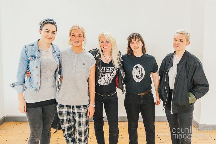 20 Creative Panel Women In Music Andrew Benge | Women In Music: Music Hub, Leeds