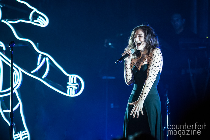 04 Lorde Andrew Twambley | Lorde: 02 Apollo, Manchester