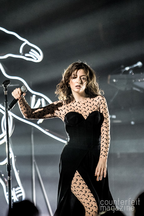 08 Lorde Andrew Twambley | Lorde: 02 Apollo, Manchester