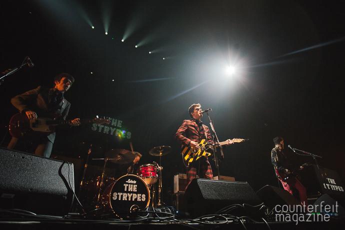 02 Andrew Benge | Paul Weller: First Direct Arena, Leeds