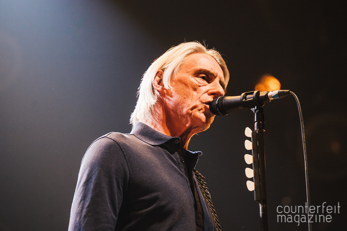 07 First Direct Arena Andrew Benge | Paul Weller: First Direct Arena, Leeds