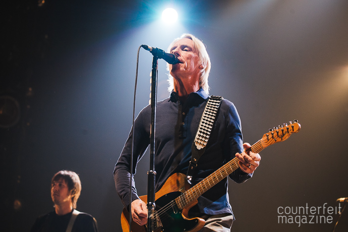 09 First Direct Arena Andrew Benge | Paul Weller: First Direct Arena, Leeds