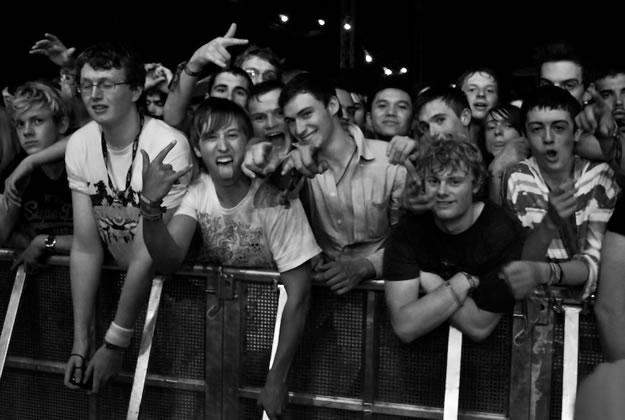 Crowd 1 | Leeds Festival 2010