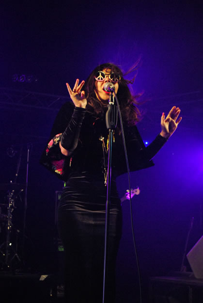 Marina and the Diamonds 4 | Leeds Festival 2010