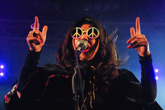 Marina and the Diamonds 9 | Leeds Festival 2010